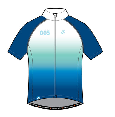 Cycling - Performance Summer jersey (2019 Racing  Blue)