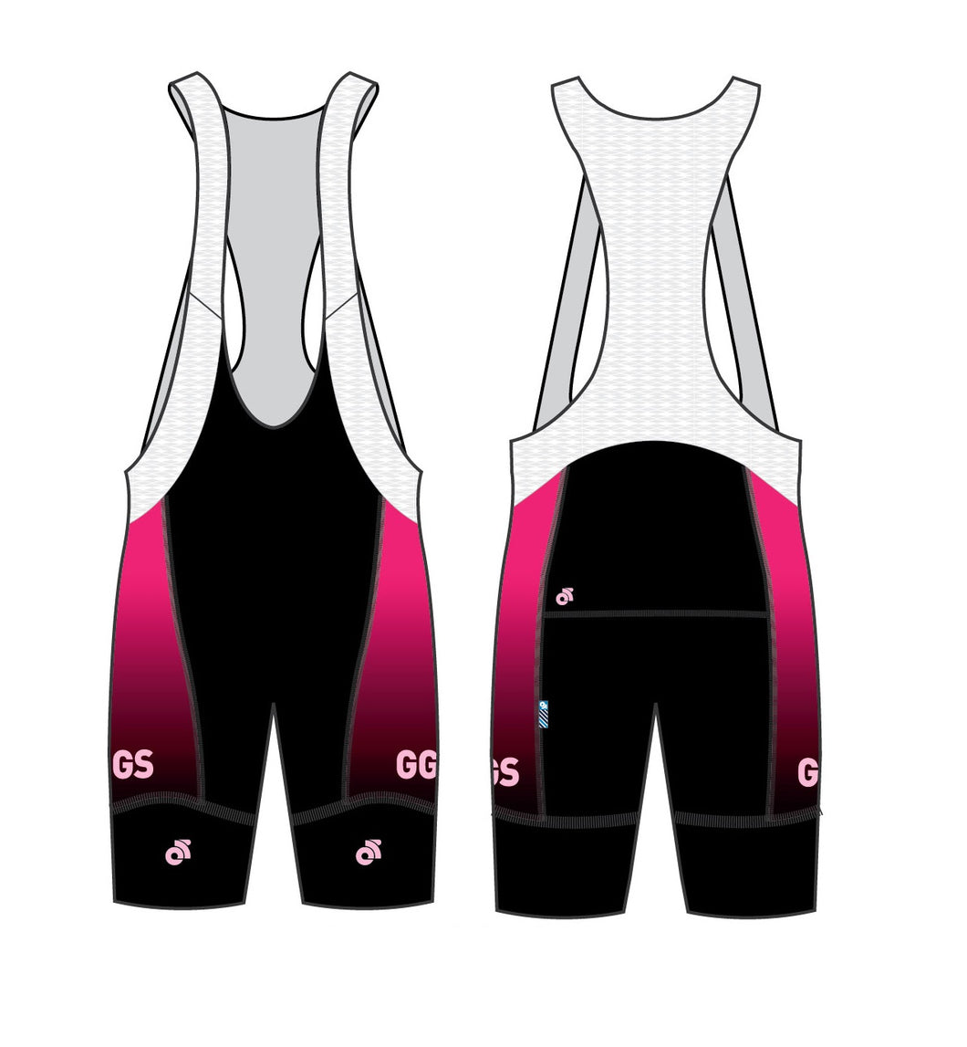 Cycling - Performance bib short (2019 Racing Pink)