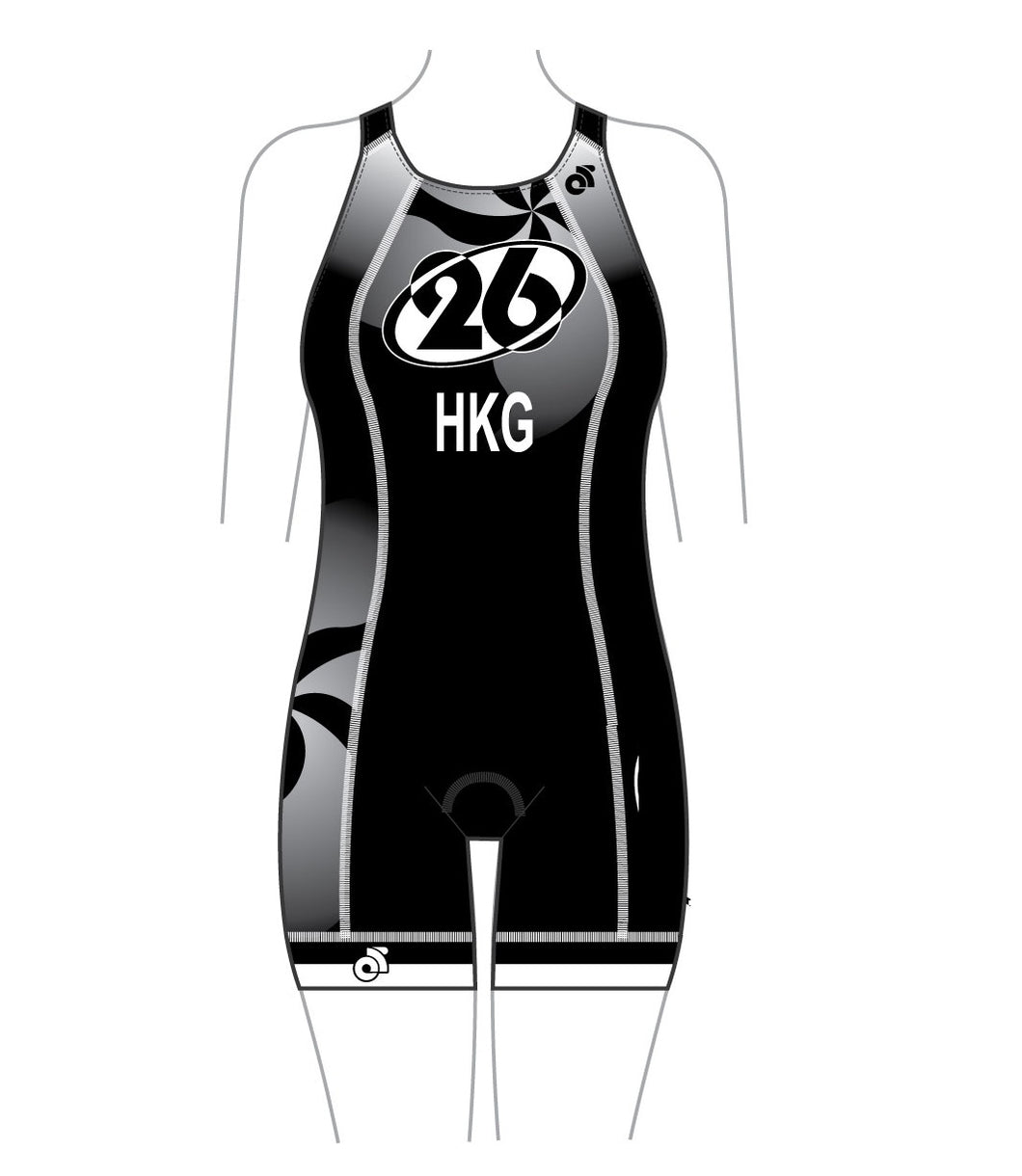 Apex womens specific tri suit (racerback) (5 colors)