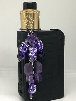 Purple Vape dangle jewelry