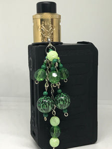 Wild Green Vape dangle jewelry