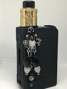 Black Vape dangle jewelry