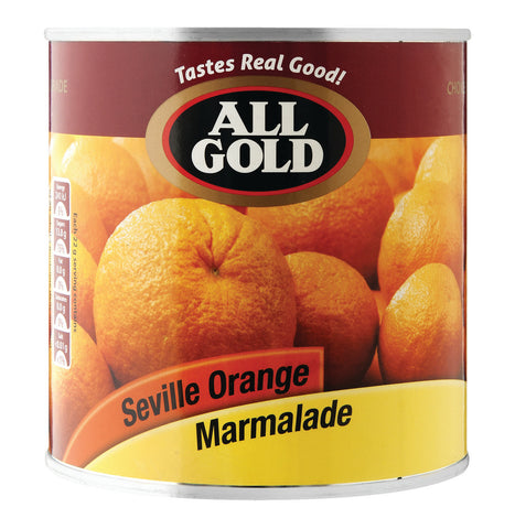 ALL GOLD SEVILLE MARMALADE 900G