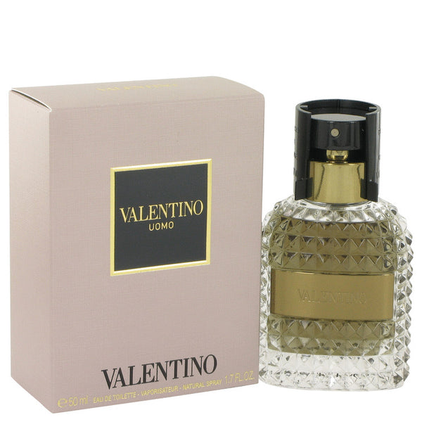 Valentino Uomo Cologne Eau De Toilette Spray 1.7 oz