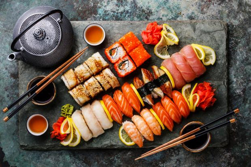 Sushi Making Party Kit