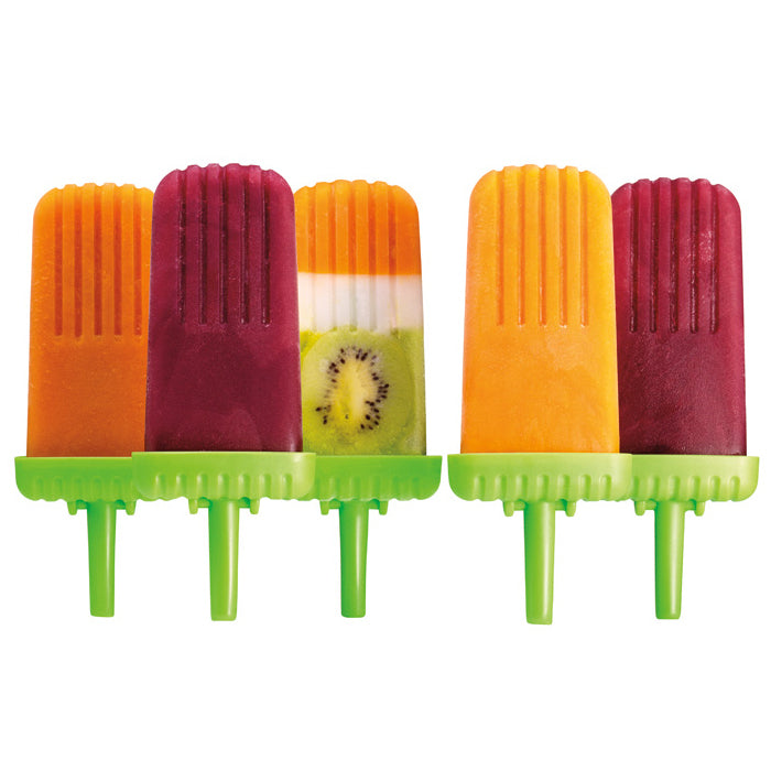 Groovy Popsicle Molds