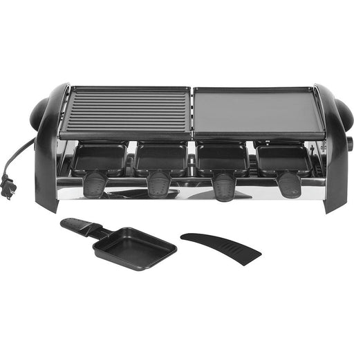 Raclette Grill & Tray Set