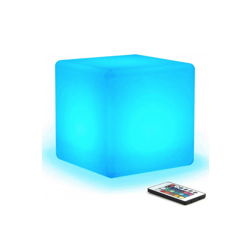 LED Color Cube Light