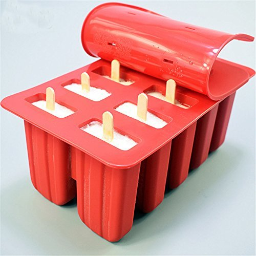 Popsicle Maker Lolly Molds