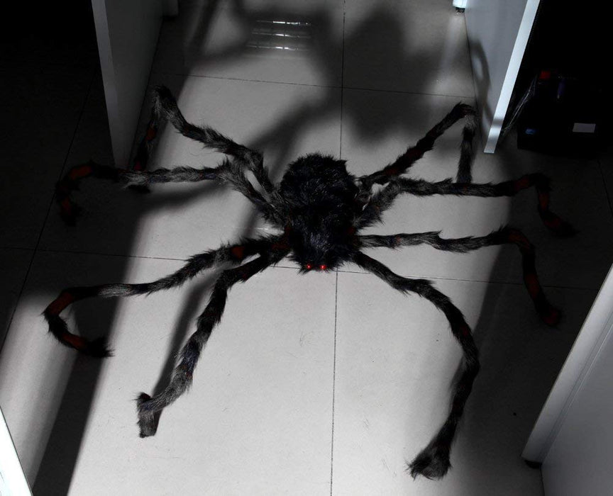 Giant Black Spider