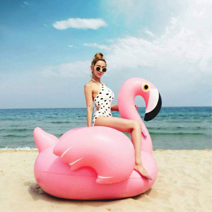 Giant Flamingo Float