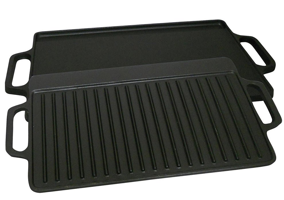 2-Burner Camping Griddle