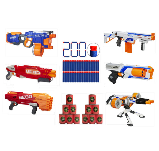 Nerf Gun Sampler Kit