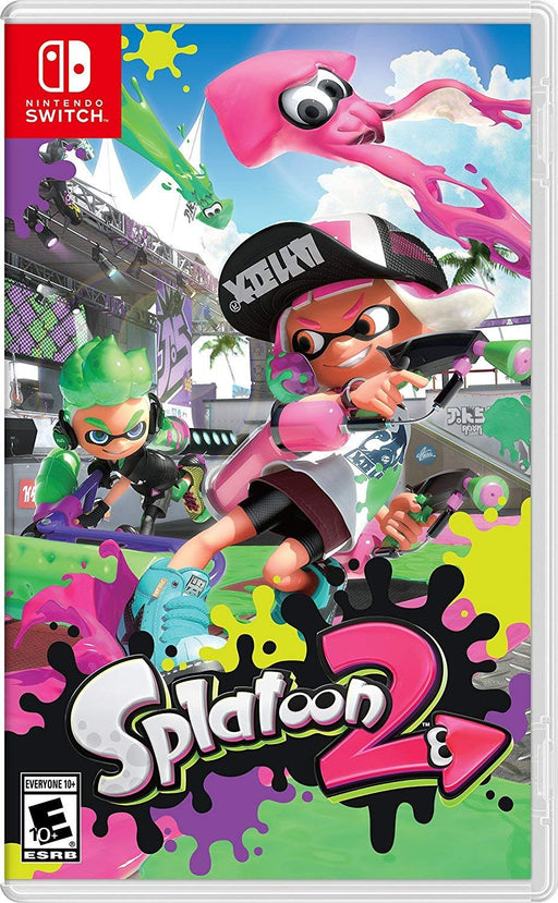 Nintendo Switch Game - Splatoon 2