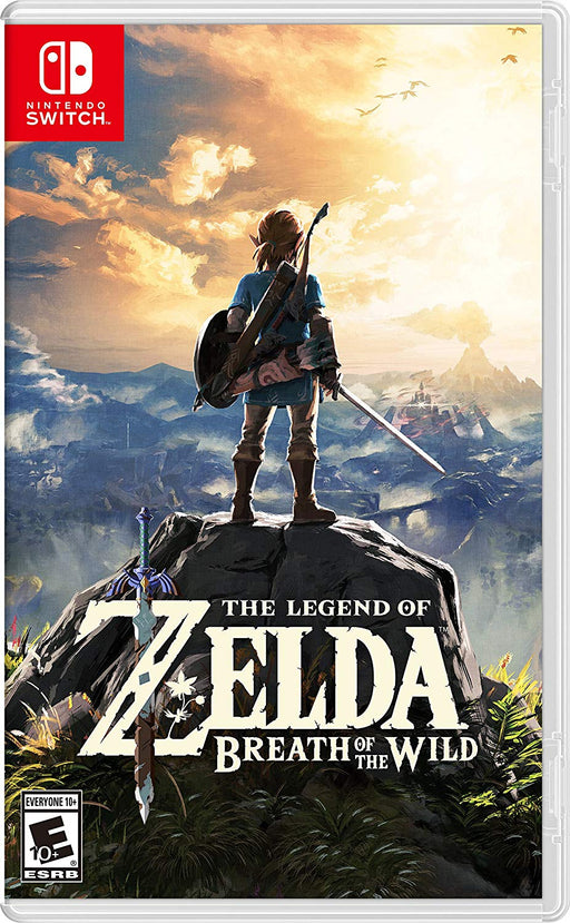 Nintendo Switch Game - The Legend of Zelda