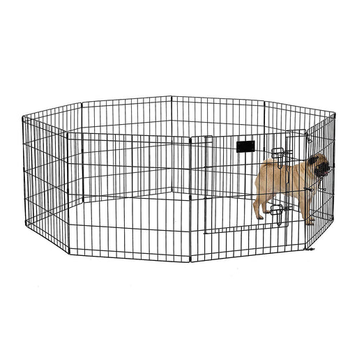 Portable Pet Playpen, 24""