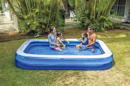 Rectangular Inflatable Family Pool