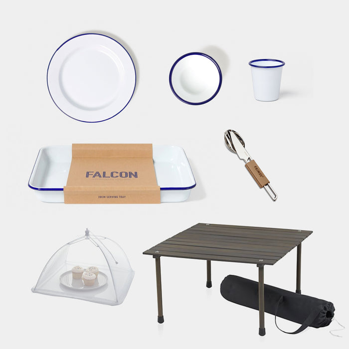 Al Fresco Casual Dining Kit
