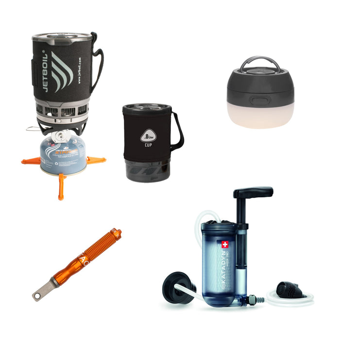 Backcountry Camping Kit