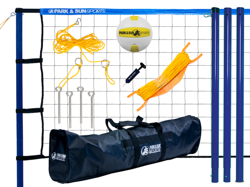 Outdoor Volleyball Net System