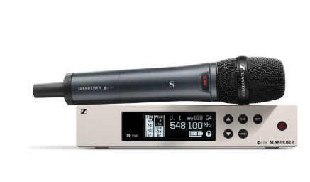 Wireless Microphone System