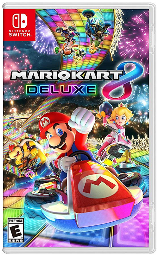 Nintendo Switch Game - Mario Kart Deluxe 8