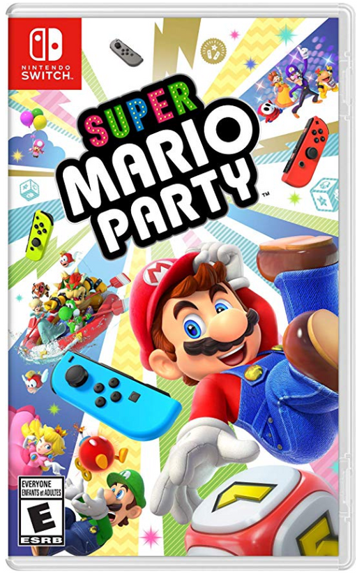 Nintendo Switch Game - Super Mario Party
