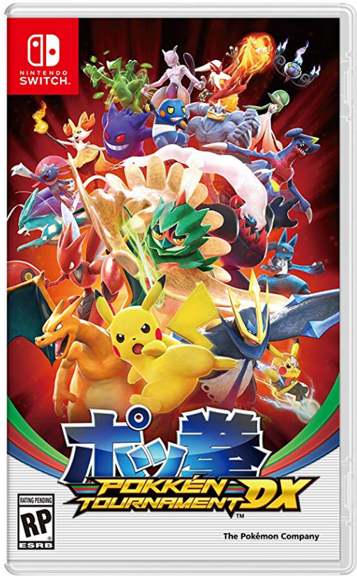 Nintendo Switch Game - Pokken Tournament DX