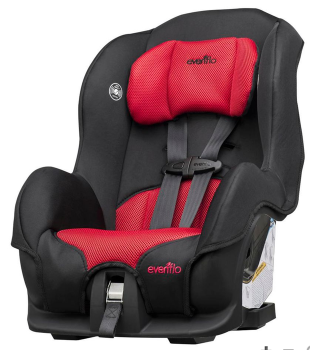 Travel Friendly Convertible Car seat