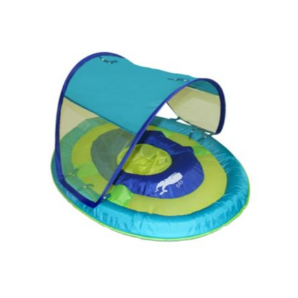 Baby Spring Float with Canopy