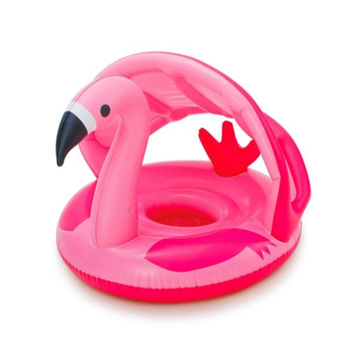 Flamingo Inflatable Baby Boat