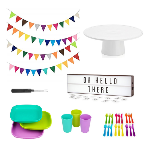 Kids Birthday Party Kit