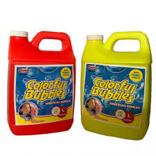 Bubble Solution 1.9L
