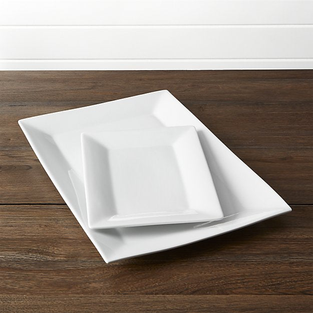 Rectangle Serving Plate, Medium