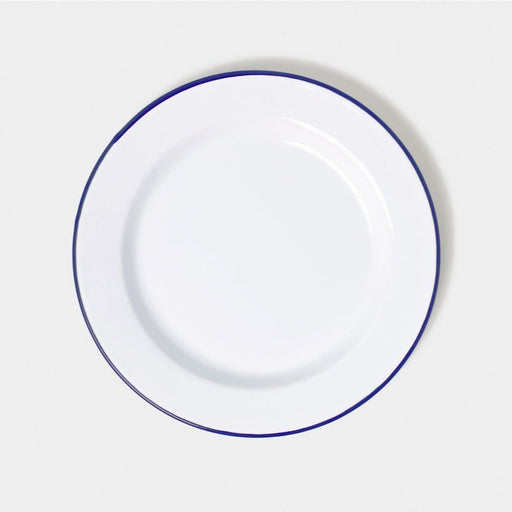 Enamel Dinner Plates For 4