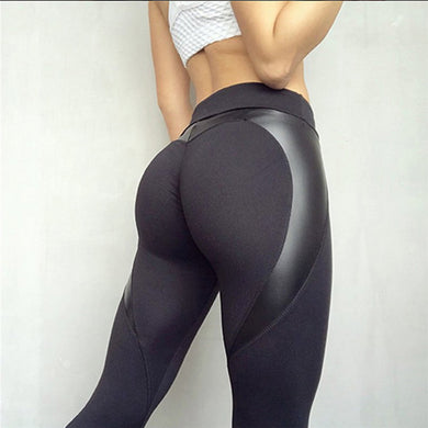 Humble Black Fitness Leggings