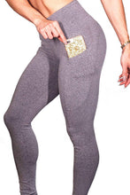 Side Pocket Fitness Leggings