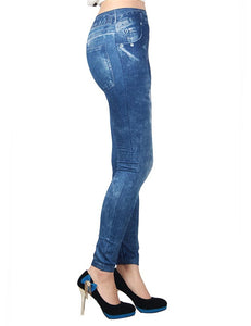 seamless fashion trendy jeggings