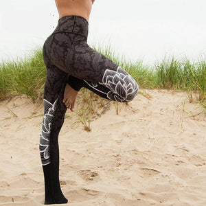 Summer Sporter Skinny Leggings