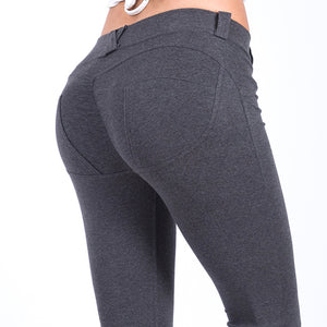 High-Qualit-Elastic-Casual-Leggings