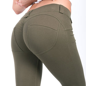 High-Quality-High-Waist-Push-Up-Elastic-Casual-Leggings