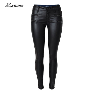 Arid Knight Low Waist Jeggings