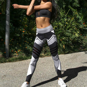 High Waist Leggings Fashion
