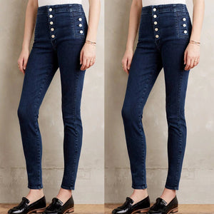 Ladies High Waisted Jegging