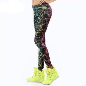 3D Printed Colored Leggings