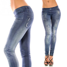 Stretchy Slim Leggings Skinny Pants
