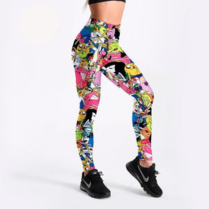 Leggings Fitness Body Building Pants