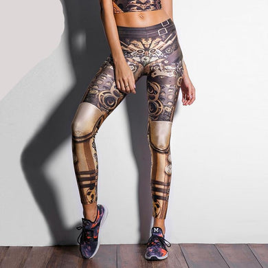 Women Pant Star Wars Printed Leggings