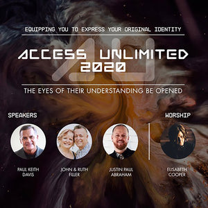 Access Unlimited 2020 - Session 06 - Paul Keith Davis & Amy Davis