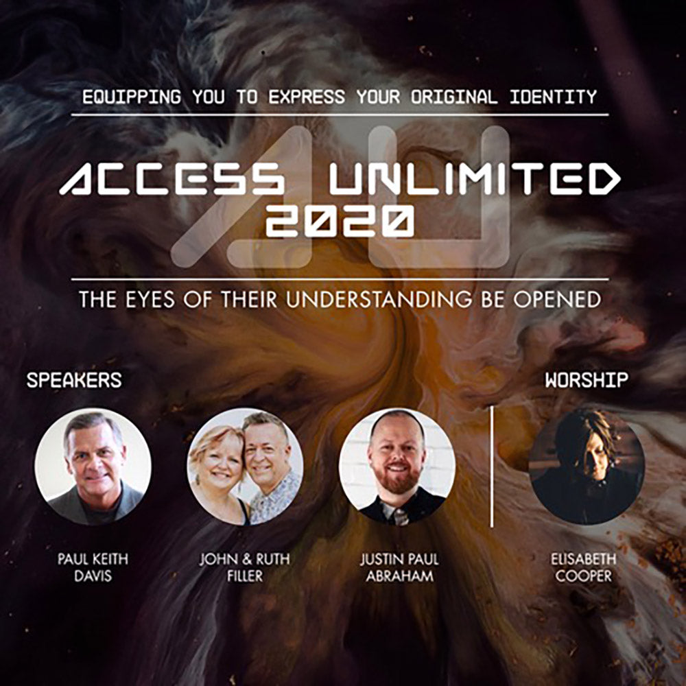 Access Unlimited 2020 - Session 07 - Paul Keith Davis & Amy Davis & Justin Abraham